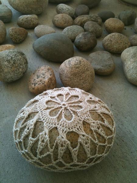 So many rocks, so little thread.