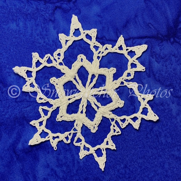 Penchant Snowflake