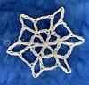 Teensy Catawampus Snowflake