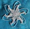 Pinwheel Snowflake