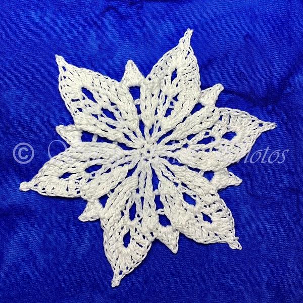 A Snowflake for Amanda