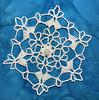 Mini AdArOund Snowflake