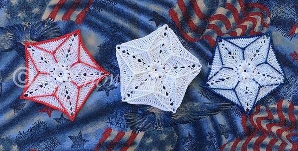 Veteran's Day II Starflakes