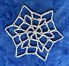 Mini Catawampus Snowflake