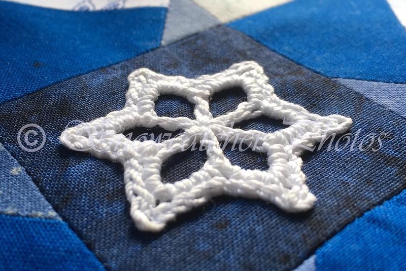 Mini Monarch Park Snowflake
