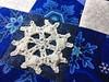 Just Bearly Snowflake