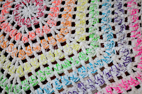 Cimarron Snowflake Rug