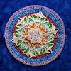 Halcyon Snowflake Mandala