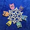 Owl Monarch Pass Snowflake