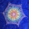 Snowbound Snowflake Mandala
