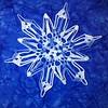 Rio Grande Pyramid Snowflake