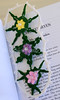 "Gardenized <a href=""http://www.snowcatcher.net/2015/03/snowflake-monday_16.html"" target=""_blank"">Garden Snowflake Bookmark</a>"