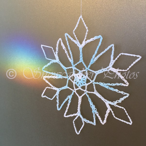 Hail Stone Snowflake