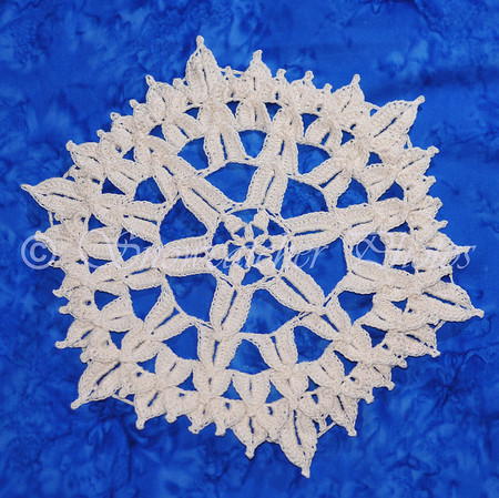 Crocodile Snowflake Variation