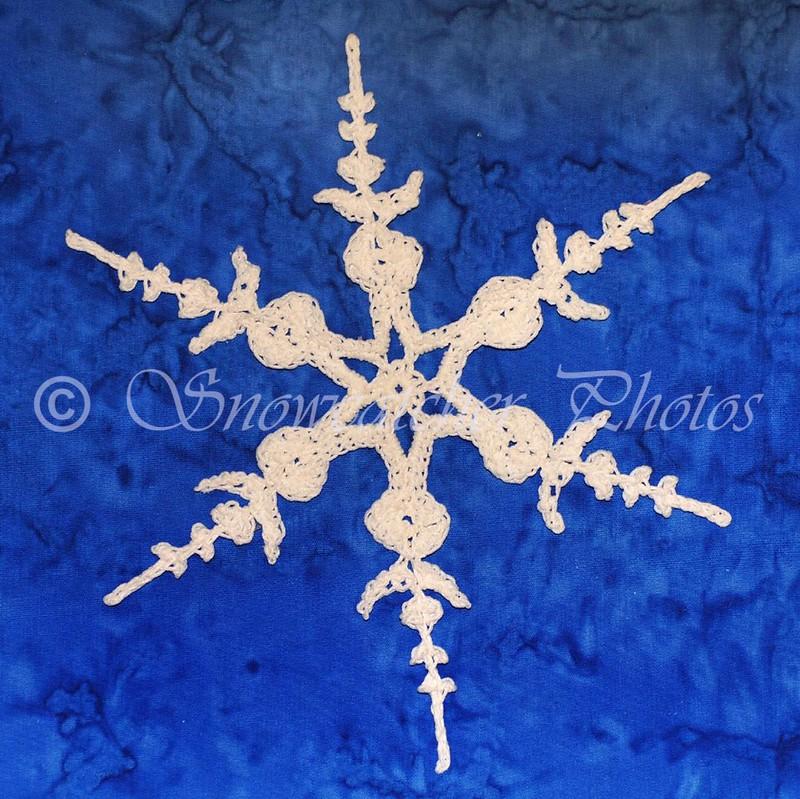 Third Down Snowflake