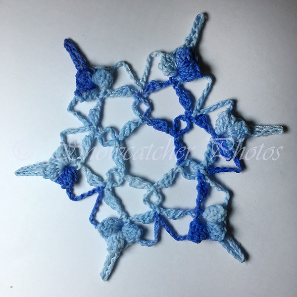 Hole in the Middle Snowflake
