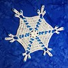 Beaded Snowbound Snowflake