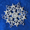 "<a href=""http://www.snowcatcher.net/2013/08/snowflake-monday_26.html"" target=""_blank"">A Snowflake for Lisa</a>"