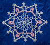 "October Snow <br> <a href=""http://www.snowcatcher.net/2009/10/snowflake-monday.html"" target=""_blank"">Pink Ribbon Snowflake</a>"