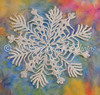 "Inspired by a snowflake on a cherished fleece blanket.<br> <a href=""http://www.snowcatcher.net/2010/01/snowflake-monday_11.html"" target=""_blank"">Bamboo Snowflake</a>"