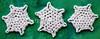 "Mini Sunflakes (third variation) <a href=""http://www.snowcatcher.net/2015/04/sunflake-monday_13.html"" target=""_blank"">White Sunflake III</a>"