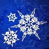 Sangre Snowflakes