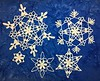 Assorted Lucy Snowflakes