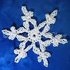 Garden Snowflake 25
