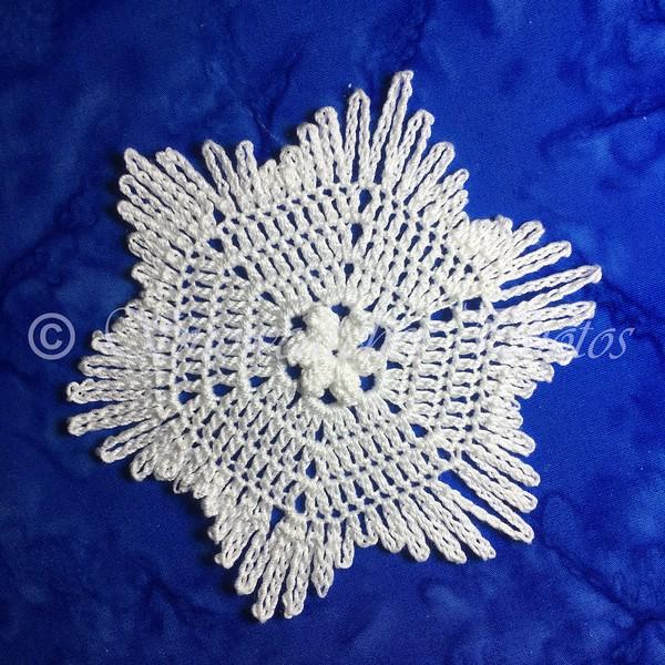 Mini Snowbound Snowflake