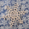 "<a href=""http://www.snowcatcher.net/2011/03/snowflake-monday_28.html"" target=""_blank"">Snowmass Mountain Snowflake</a>"