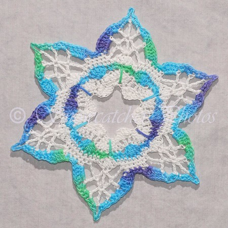 Torreys Peak Snowflake