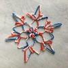 Mini Remembrance Snowflake