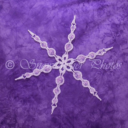 Medallion II Snowflake