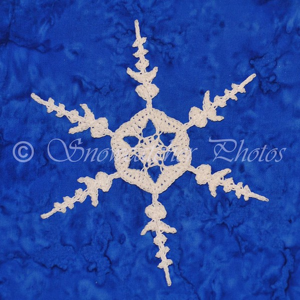 First Down Snowflake
