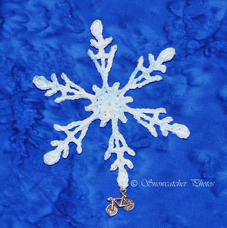 Sochi Snowflake