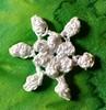 Teensy Winter Storm Quiana Snowflake