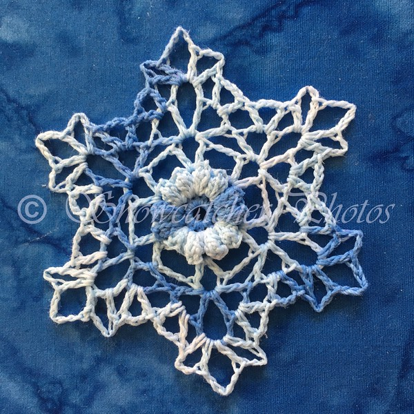 Festive Snowflake