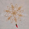 "Red Hot <a href=""http://www.snowcatcher.net/2010/06/snowflake-monday_21.html"" target=""_blank"">Right the First Time Snowflake</a>"