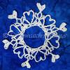 Frame Full of Love Heartflake
