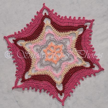 Valentine Wave II Snowflake