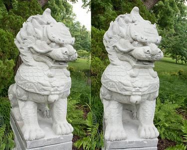 Chinese Garden Lion