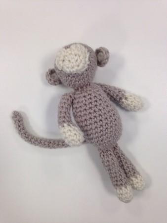 My first monkey
