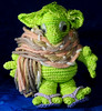 Citri Troll in Woven Scarf