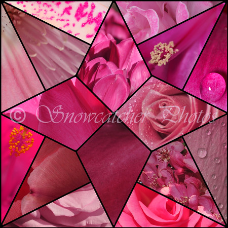 Pink Friday digital quilt