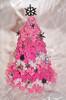 Pink Friday Snowflake Tree