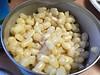 sweet white corn