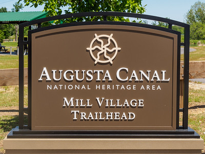 Augusta Canal Day Paddle