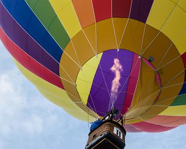 2013 Dansville Balloon Fest
