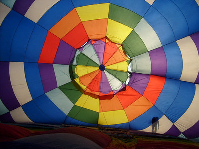 2008 Balloon Crew with Chris
