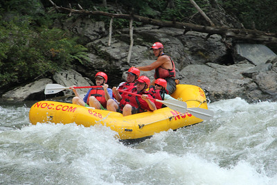 Chattooga River 07/14 NOC Pics